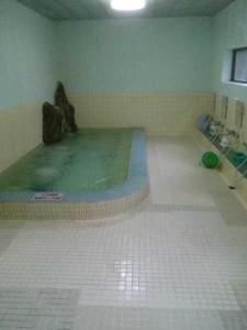 坂口屋の浴場