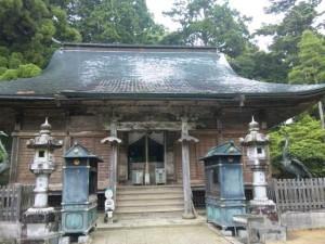 20番札所鶴林寺の本堂