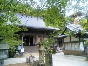 23番札所薬王寺の本堂