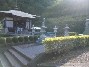 27番札所神峯寺の大師堂