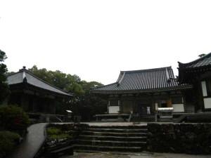 28番札所大日寺の本堂