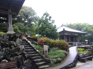 28番札所大日寺の大師堂