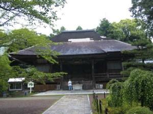 29番札所国分寺の本堂
