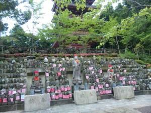 32番札所竹林寺の地蔵菩薩像