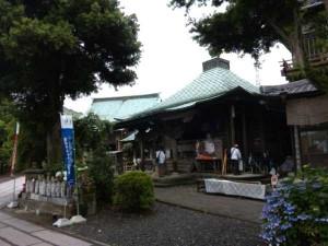 34番札所種間寺の大師堂