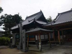 48番札所西林寺の大師堂
