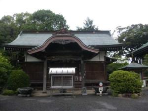 47番札所八坂寺の大師堂