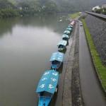 大洲市の鵜飼舟