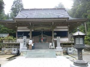 66番札所雲辺寺の大師堂