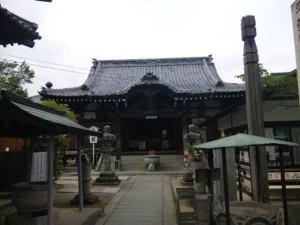 83番札所一宮寺の大師堂
