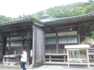 88番札所大窪寺の大師堂