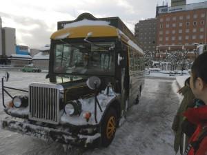 まちなか周遊バス「ハイカラさん」