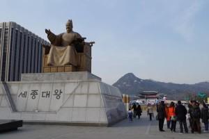 韓国ソウルです