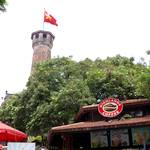 ベトナムハノイのフラッグタワー
