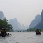 桂林の川下り