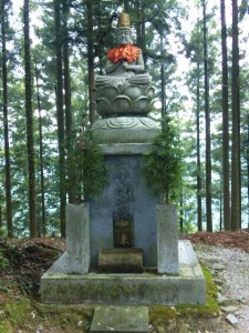 21番札所太龍寺の大日如来像