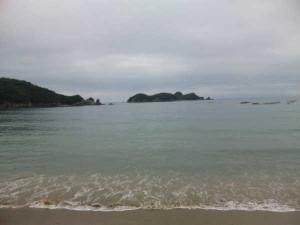 美波町太平洋