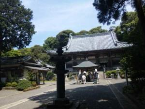 26番札所金剛頂寺の本堂