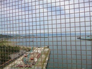 浦戸大橋からの展望