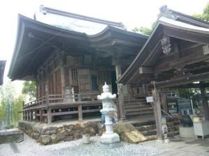 32番札所禅師峰寺の本堂