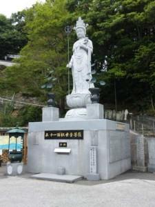 32番札所禅師峰寺の十一面観世音菩薩像