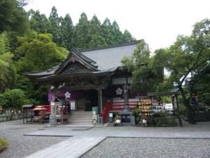 37番札所岩本寺の本堂