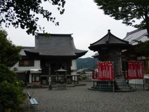 37番札所岩本寺の大師堂
