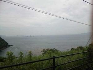 愛媛からの太平洋