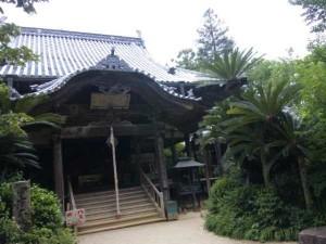 46番札所浄瑠璃寺の本堂