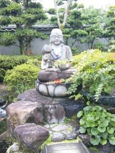 48番札所西林寺の福授地蔵