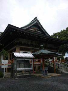 47番札所八坂寺の本堂