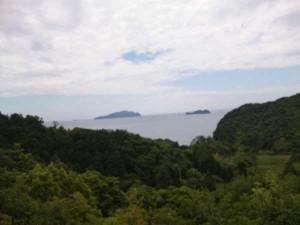 大坂峠からの展望