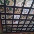 平等寺の天井画