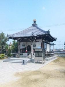 56番札所泰山寺の大師堂