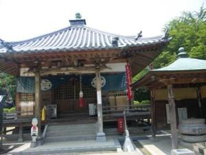 54番札所延命寺の大師堂