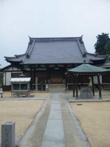 59番札所国分寺の本堂