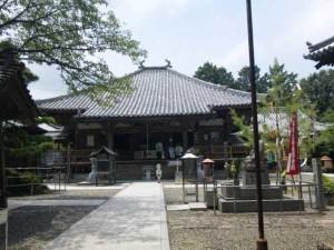 67番札所大興寺の本堂