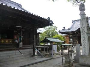 83番札所一宮寺の本堂