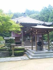 81番札所白峯寺の大師堂