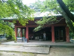 82番札所根香寺の大師堂