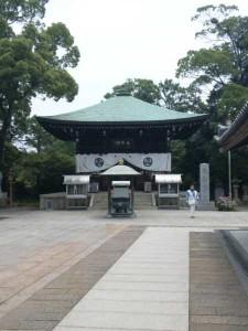 84番札所屋島寺の大師堂