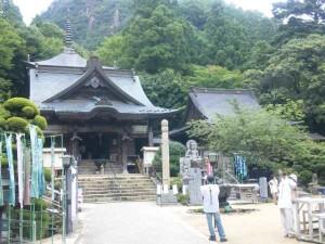 88番札所大窪寺の本堂