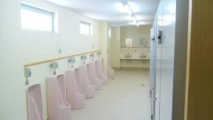 コスモ寮のトイレ