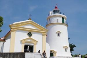 ギア要塞の灯台