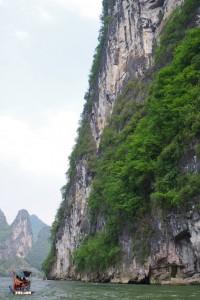 漓江の川下り