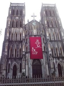 ハノイの大聖堂