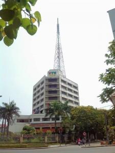 フエのテレビ塔