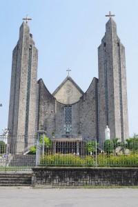 フエの大聖堂