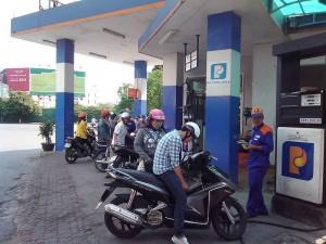 バイク専用のガソリンスタンド