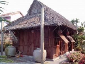 ペチュニア ガーデンの小屋
